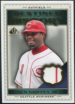 2009 Upper Deck SP Legendary Cuts Destined for History Memorabilia #KG Ken Griffey Jr.