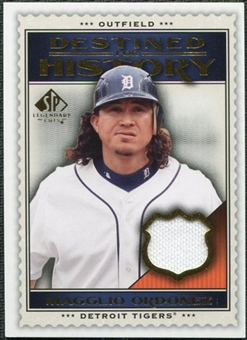 2009 Upper Deck SP Legendary Cuts Destined for History Memorabilia #MO Magglio Ordonez