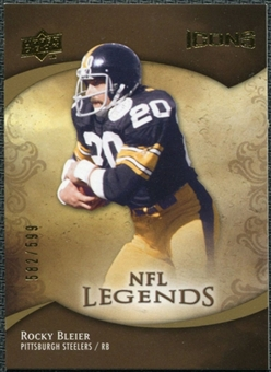 2009 Upper Deck Icons #174 Rocky Bleier /599