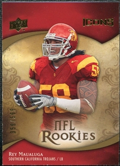 2009 Upper Deck Icons #155 Rey Maualuga /599