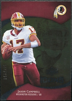 2009 Upper Deck Icons Gold Foil #13 Jason Campbell /125
