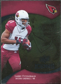 2009 Upper Deck Icons Gold Foil #17 Larry Fitzgerald /125