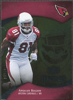 2009 Upper Deck Icons Gold Foil #18 Anquan Boldin /125