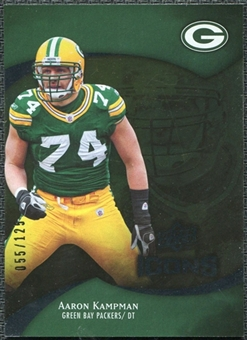 2009 Upper Deck Icons Gold Foil #33 Aaron Kampman /125