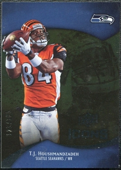 2009 Upper Deck Icons Gold Foil #77 T.J. Houshmandzadeh /125