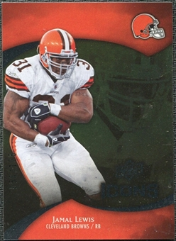 2009 Upper Deck Icons Gold Foil #79 Jamal Lewis /125