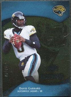 2009 Upper Deck Icons Gold Foil #94 David Garrard /125