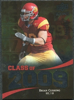 2009 Upper Deck Icons Class of 2009 Silver #BC Brian Cushing /450