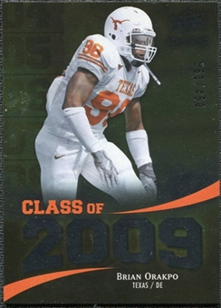 2009 Upper Deck Icons Class of 2009 Silver #BO Brian Orakpo /450