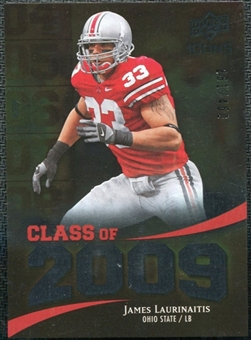 2009 Upper Deck Icons Class of 2009 Silver #JL James Laurinaitis /450