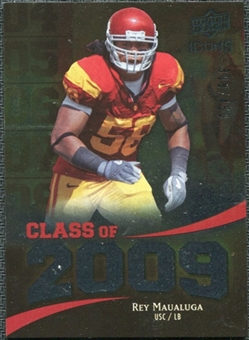 2009 Upper Deck Icons Class of 2009 Silver #RM Rey Maualuga /450