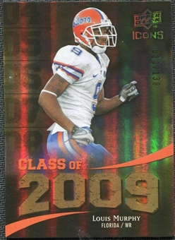 2009 Upper Deck Icons Class of 2009 Gold #MU Louis Murphy /130