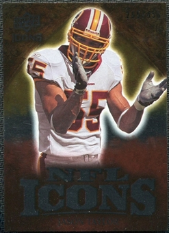 2009 Upper Deck Icons NFL Icons Silver #ICJT Jason Taylor /450