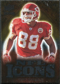 2009 Upper Deck Icons NFL Icons Silver #ICTG Tony Gonzalez /450