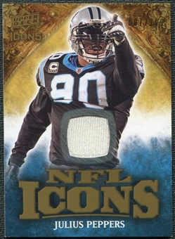 2009 Upper Deck Icons NFL Icons Jerseys #ICJP Julius Peppers /299