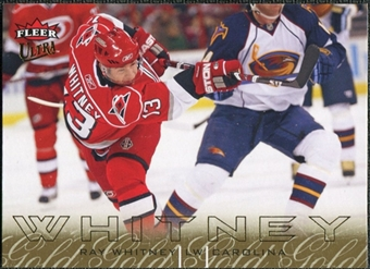 2009/10 Fleer Ultra Gold Medallion #27 Ray Whitney