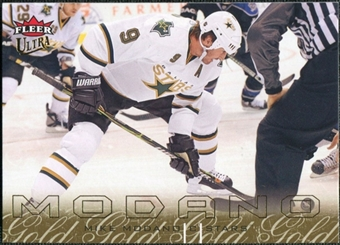 2009/10 Fleer Ultra Gold Medallion #49 Mike Modano