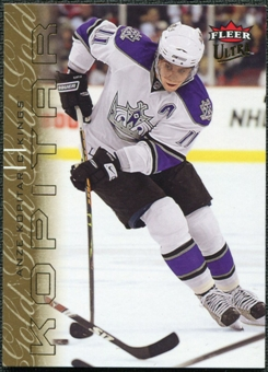 2009/10 Ultra Gold Medallion #68 Anze Kopitar