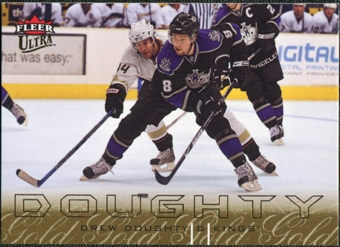 2009/10 Ultra Gold Medallion #71 Drew Doughty