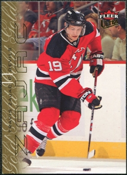 2009/10 Fleer Ultra Gold Medallion #91 Travis Zajac
