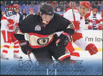 2009/10 Fleer Ultra Ice Medallion #31 Patrick Kane /100