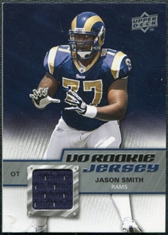 2009 Upper Deck Rookie Jersey #RJJS Jason Smith