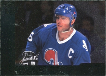 2009/10 Upper Deck Black Diamond Horizontal #BD10 Peter Stastny