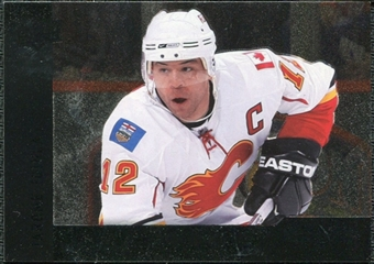 2009/10 Upper Deck Black Diamond Horizontal #BD13 Jarome Iginla