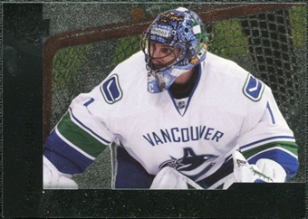 2009/10 Upper Deck Black Diamond Horizontal #BD15 Roberto Luongo