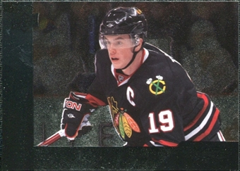 2009/10 Upper Deck Black Diamond Horizontal #BD16 Jonathan Toews