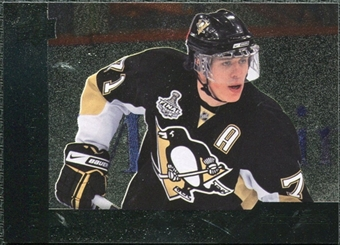2009/10 Upper Deck Black Diamond Horizontal #BD18 Evgeni Malkin