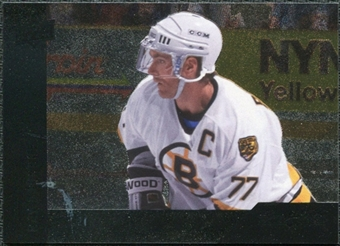 2009/10 Upper Deck Black Diamond Horizontal #BD20 Ray Bourque