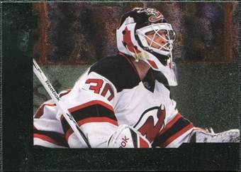 2009/10 Upper Deck Black Diamond Horizontal #BD21 Martin Brodeur SP