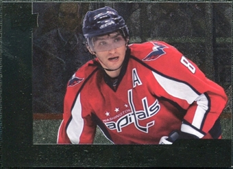 2009/10 Upper Deck Black Diamond Horizontal #BD24 Alexander Ovechkin SP