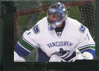 2009/10 Upper Deck Black Diamond Horizontal Perimeter Die-Cut #BD15 Roberto Luongo