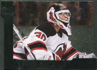 2009/10 Upper Deck Black Diamond Horizontal Perimeter Die-Cut #BD21 Martin Brodeur SP
