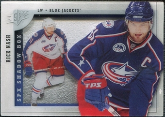 2009/10 Upper Deck SPx Shadowbox #SH5 Rick Nash