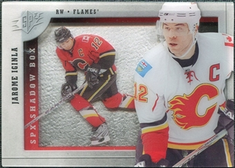 2009/10 Upper Deck SPx Shadowbox #SH10 Jarome Iginla
