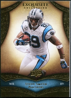 2009 Upper Deck Exquisite Collection #10 Steve Smith /80