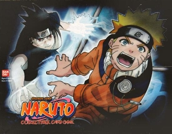 Naruto Quest for Power Booster Box (Bandai)