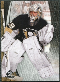 2010/11 Upper Deck SP Game Used #79 Marc-Andre Fleury