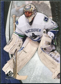 2010/11 Upper Deck SP Game Used #93 Roberto Luongo