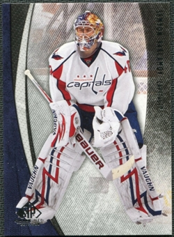 2010/11 Upper Deck SP Game Used #97 Semyon Varlamov