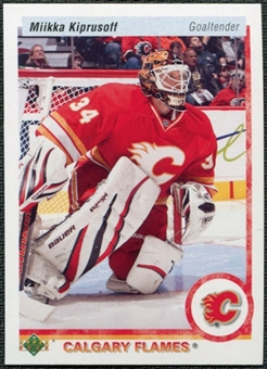 2010/11 Upper Deck 20th Anniversary Parallel #276 Miikka Kiprusoff