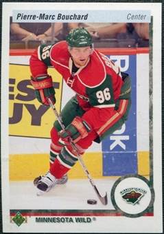 2010/11 Upper Deck 20th Anniversary Parallel #346 Pierre-Marc Bouchard