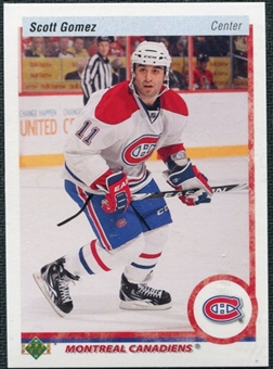2010/11 Upper Deck 20th Anniversary Parallel #350 Scott Gomez