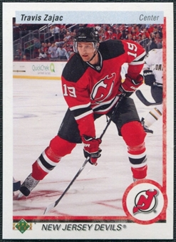 2010/11 Upper Deck 20th Anniversary Parallel #366 Travis Zajac