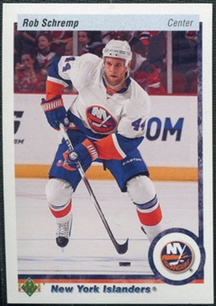 2010/11 Upper Deck 20th Anniversary Parallel #376 Rob Schremp