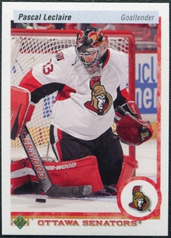 2010/11 Upper Deck 20th Anniversary Parallel #392 Pascal Leclaire