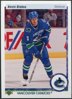 2010/11 Upper Deck 20th Anniversary Parallel #440 Kevin Bieksa